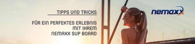 Nemaxx Tipps und Tricks